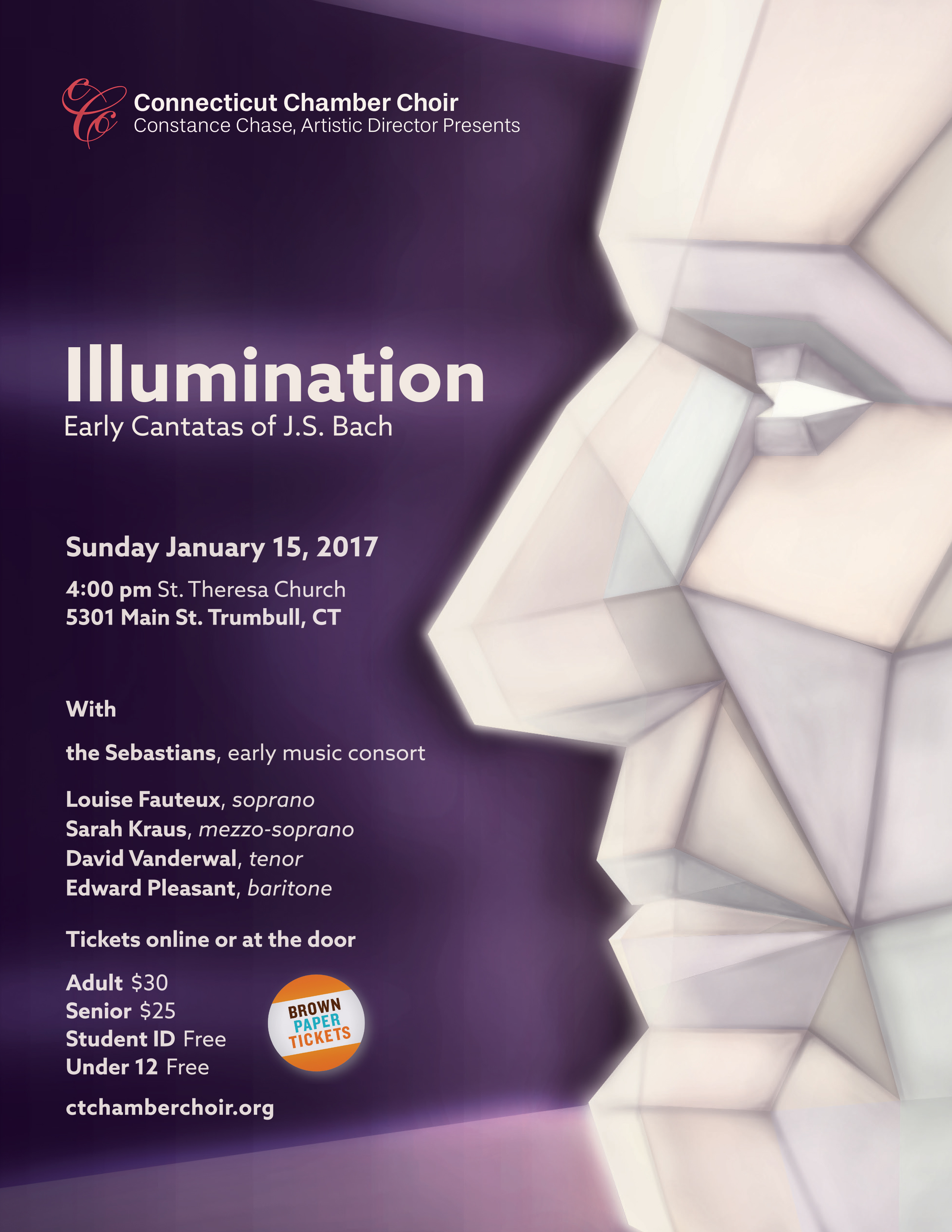 Illumination: Early Cantatas of J.S. Bach