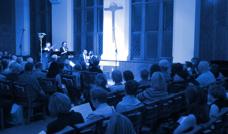 Join the crowds at our All Angels' Concert Series