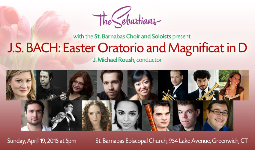 Bach: Easter Oratorio and Magnificat in D