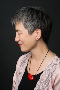Kimiko Hahn by Beowulf Sheehan