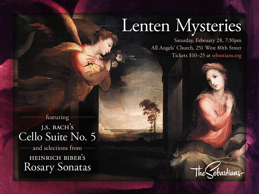 Lenten Mysteries