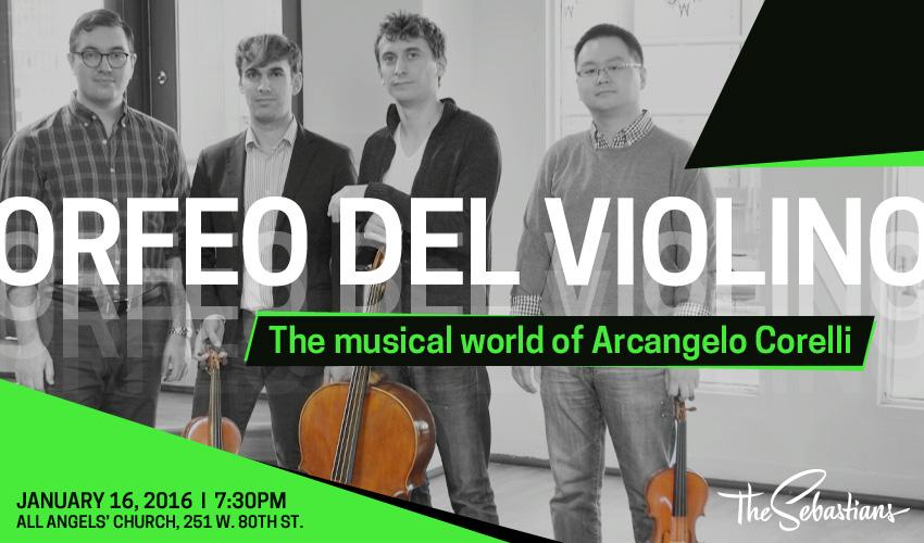 Orfeo del violino